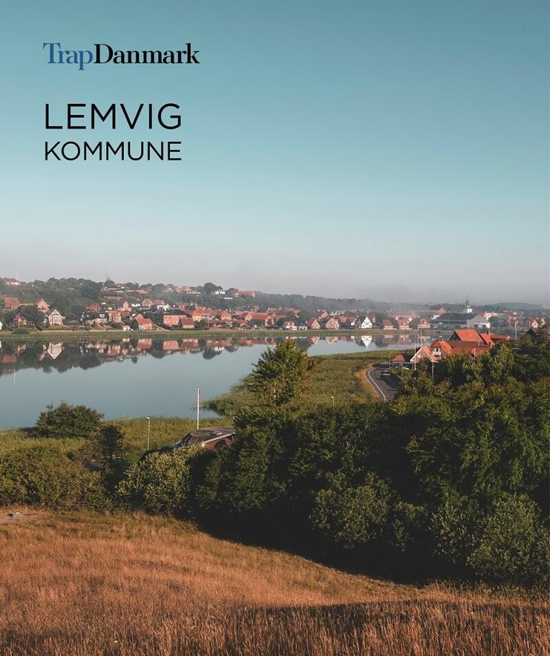 Image of   Trap Danmark: Lemvig Kommune - Trap Danmark - Bog