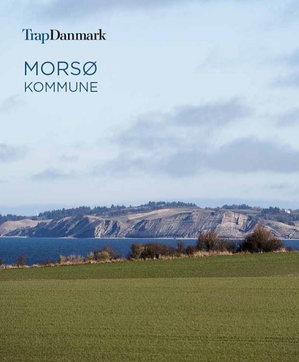 Image of   Trap Danmark: Morsø Kommune - Trap Danmark - Bog