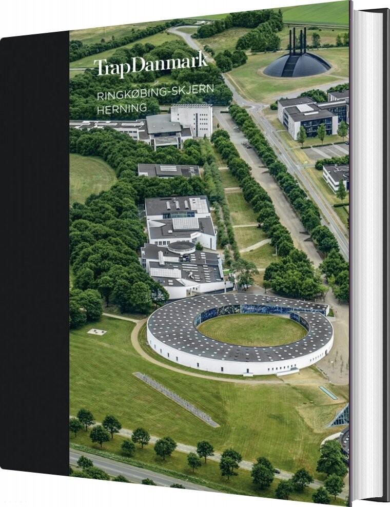 Image of   Trap Danmark: Ringkøbing-skjern, Herning - Trap Danmark - Bog