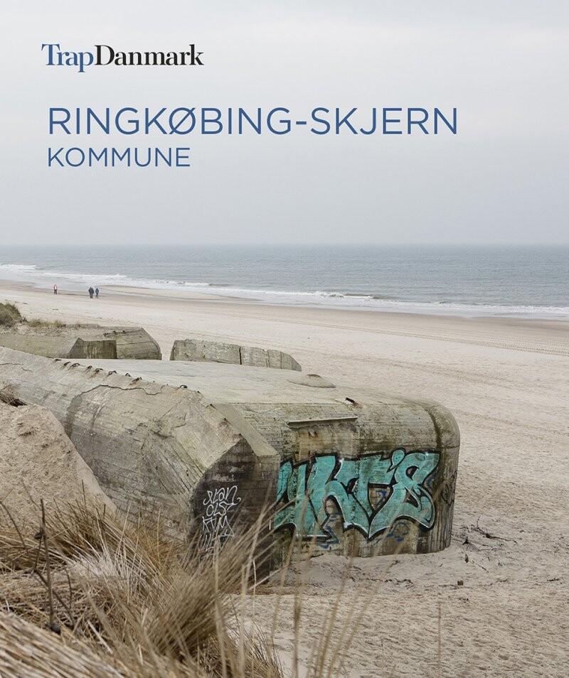 Image of   Trap Danmark: Ringkøbing-skjern Kommune - Trap Danmark - Bog