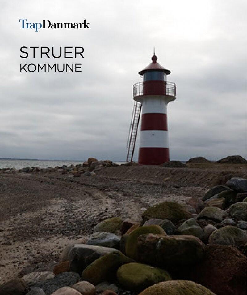 Image of   Trap Danmark: Struer Kommune - Trap Danmark - Bog