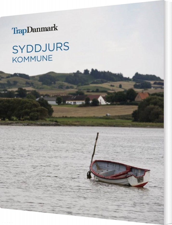 Image of   Trap Danmark: Syddjurs Kommune - Trap Danmark - Bog