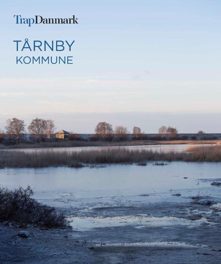 Image of   Trap Danmark: Tårnby Kommune - Trap Danmark - Bog
