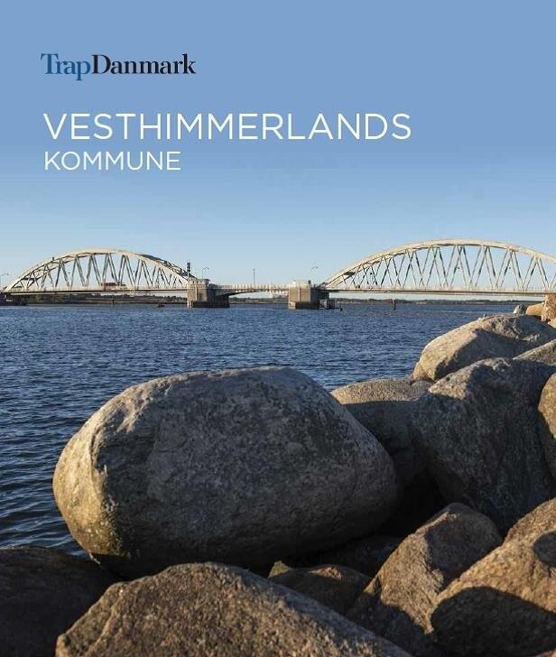 Image of   Trap Danmark: Vesthimmerlands Kommune - Trap Danmark - Bog