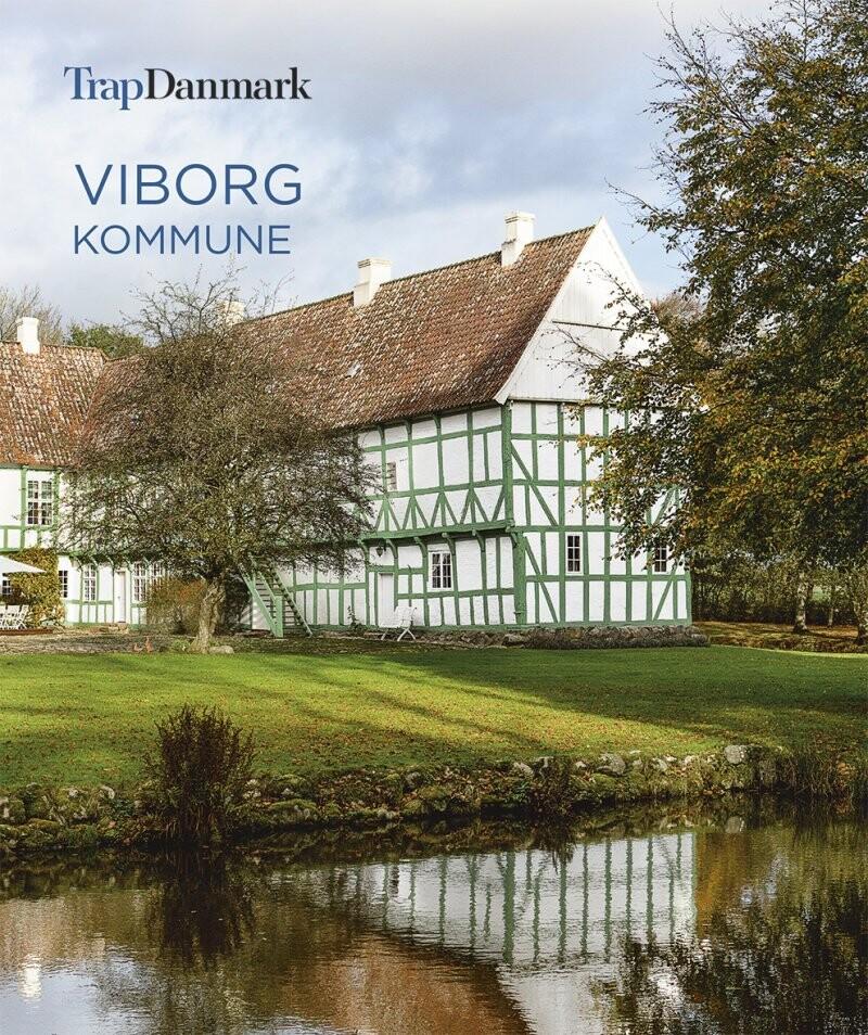 Image of   Trap Danmark: Viborg Kommune - Trap Danmark - Bog
