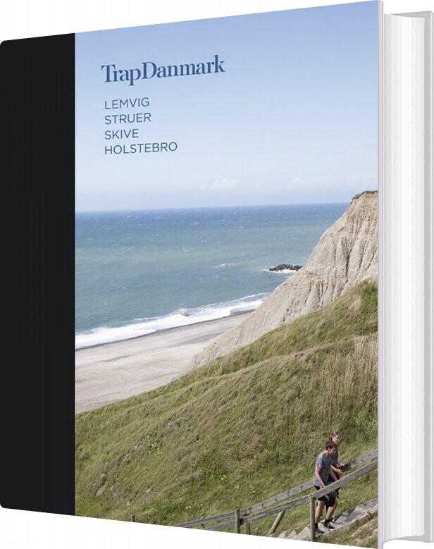 Image of   Trap Danmark - Trap Danmark - Bog