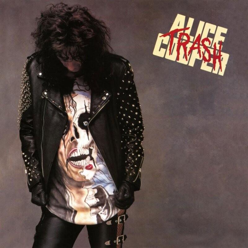 Image of   Alice Cooper - Trash - Vinyl / LP