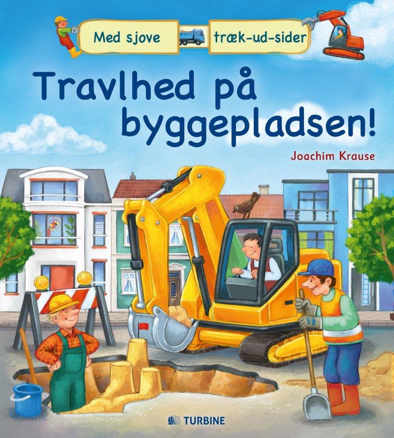Travlhed På Byggepladsen! - Joachim Krause - Bog