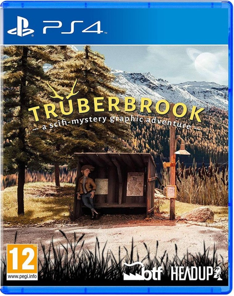 Image of   Trüberbrook - PS4