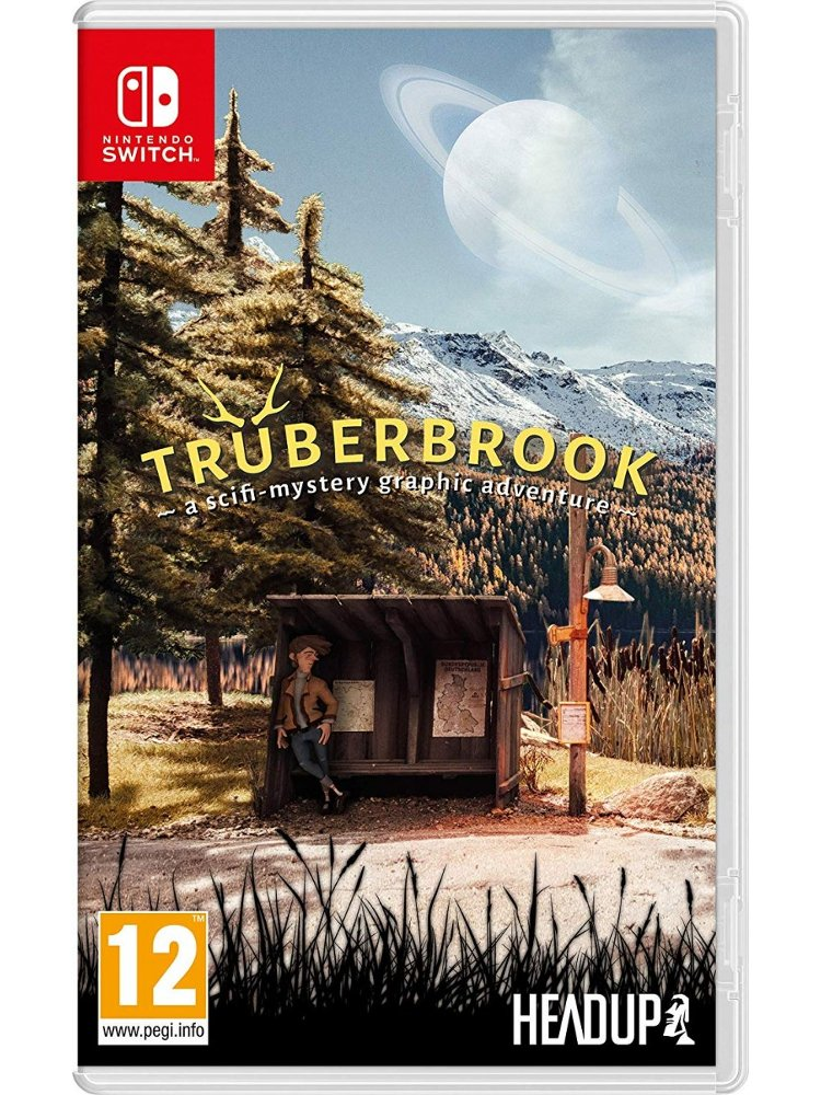 Image of   Trüberbrook - Nintendo Switch