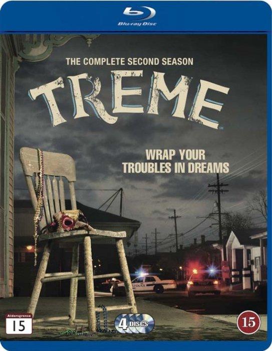 Treme - Sæson 2 - Hbo - Blu-Ray - Tv-serie