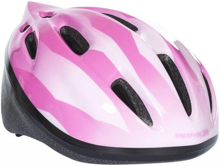 Trespass Cykelhjelm Børn - Cranky 48-52 Cm - Pink