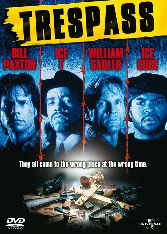 Trespass - DVD - Film