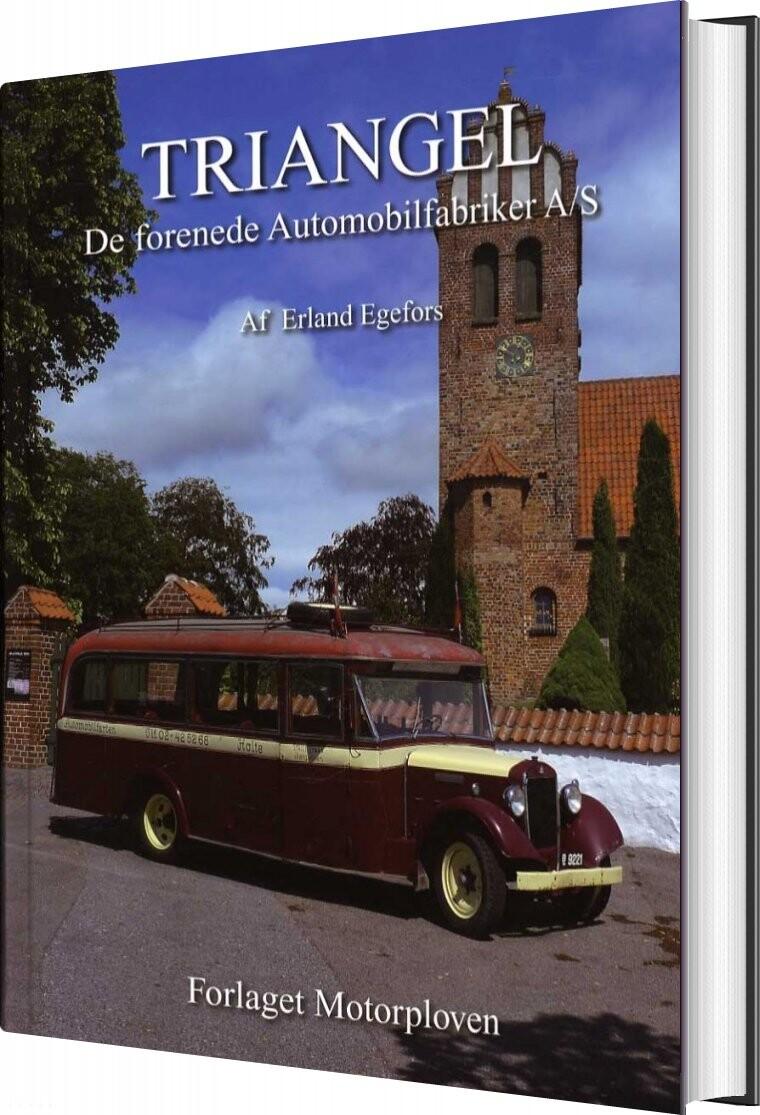 Triangel - Erland Egefors - Bog