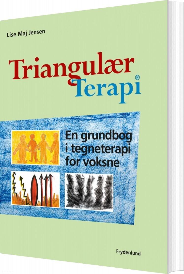 Image of   Triangulær Terapi® - Lise Maj Jensen - Bog