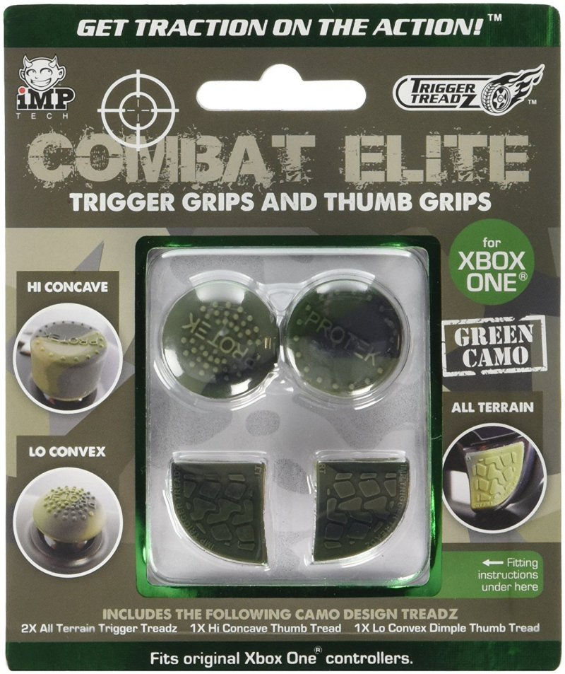 Image of   Xbox One Thumb Grips & Trigger Grips - Camouflage