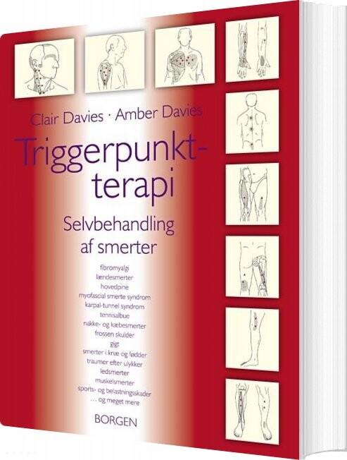 Image of   Triggerpunkt-terapi - Clair Davies - Bog