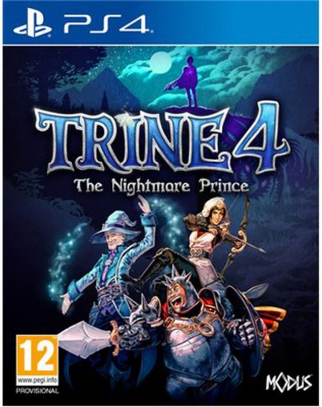 Image of   Trine 4 - The Nightmare Prince - PS4