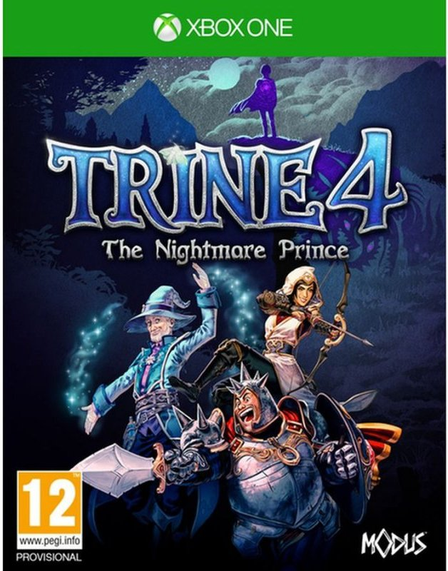 Image of   Trine 4 - The Nightmare Prince - Xbox One
