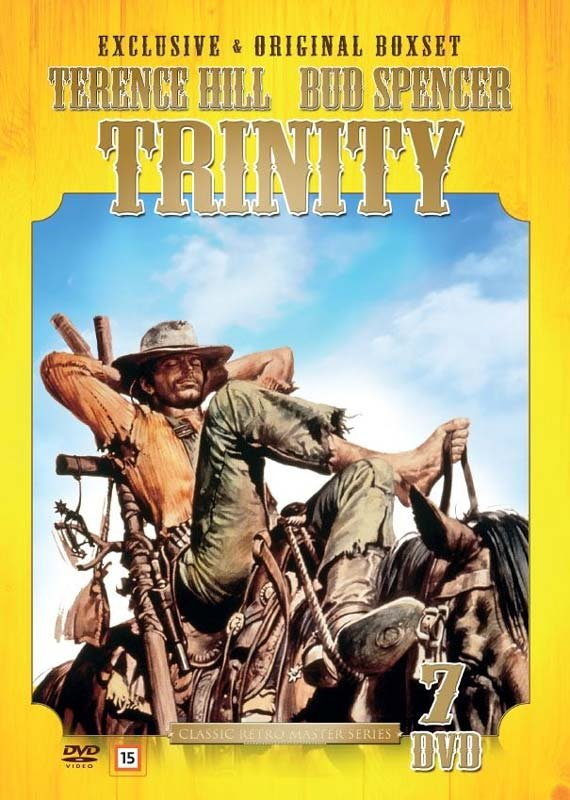 Image of   Bud Spencer & Terrence Hill - Trinity Collection - DVD - Film