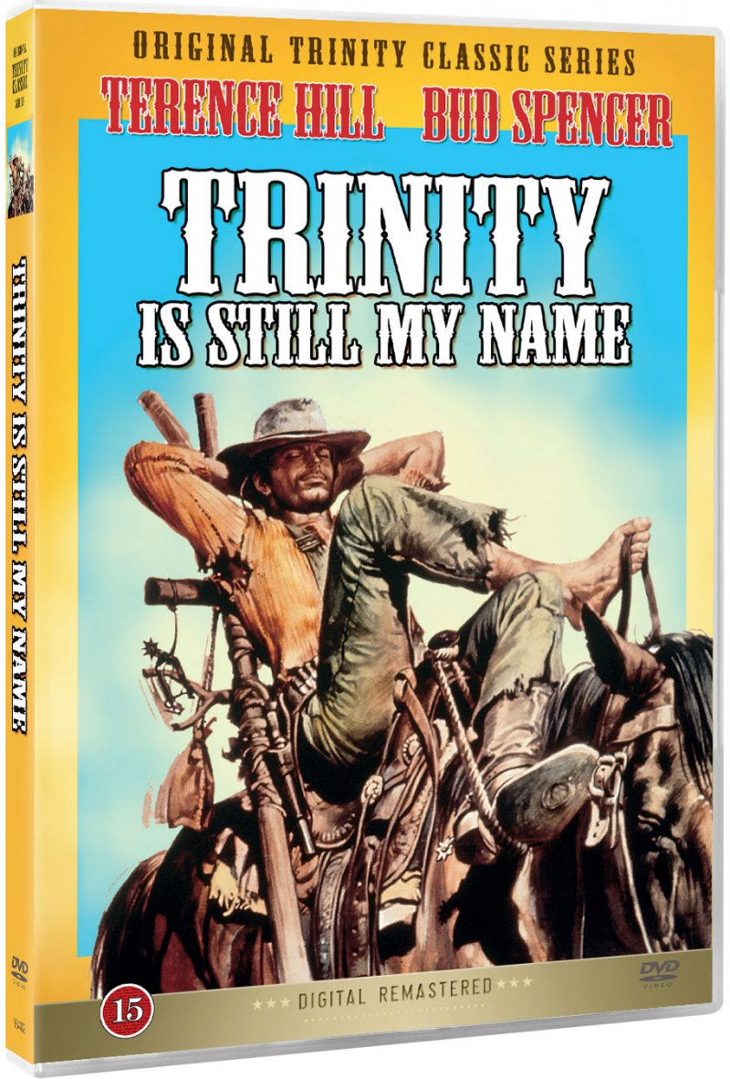 Image of   Trinity Is Still My Name - DVD - Film