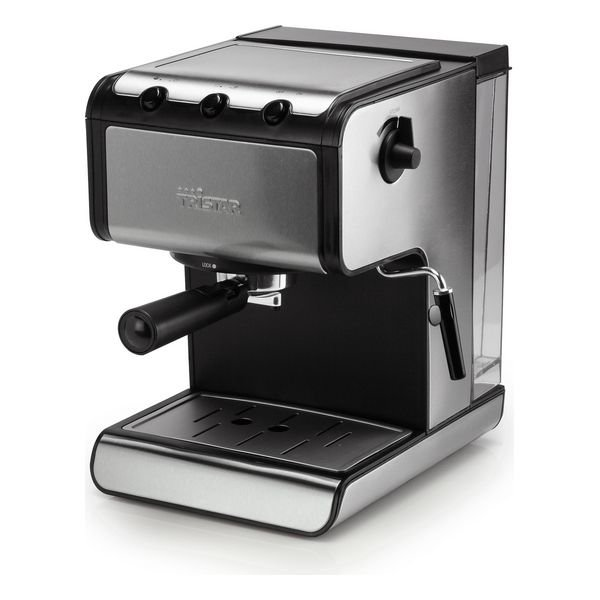 Image of   Tristar - Manuel Espressomaskine - Cm2273 - 1,4l - 850w - Stål