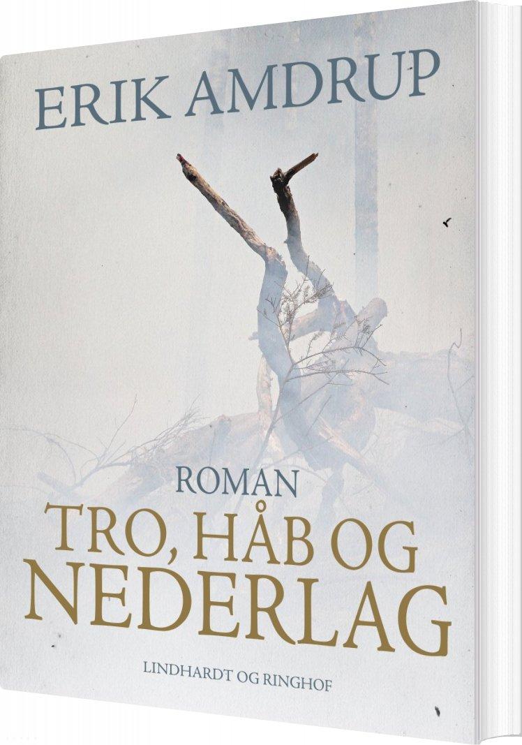 Image of   Tro, Håb Og Nederlag - Erik Amdrup - Bog