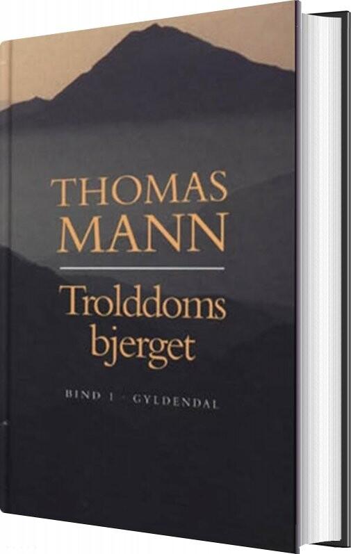 Image of   Trolddomsbjerget - Thomas Mann - Bog