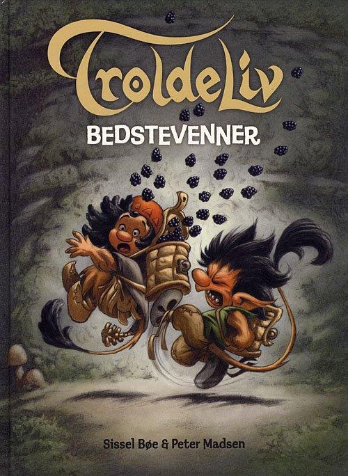 Image of   Troldeliv - Bedstevenner - Peter Madsen - Bog