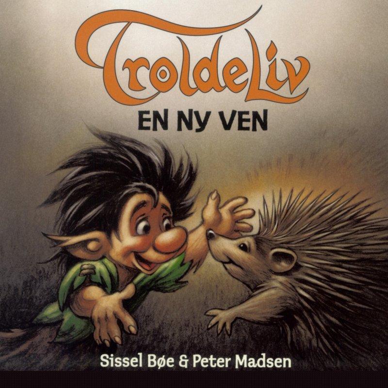 Image of   Troldeliv - En Ny Ven - Peter Madsen - Bog