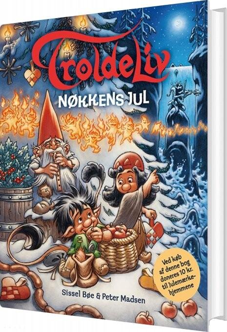 Image of   Troldeliv - Nøkkens Jul - Peter Madsen - Bog