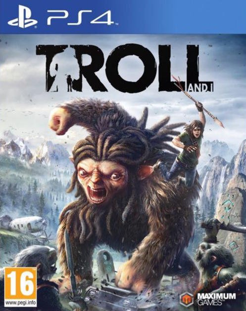 Image of   Troll And I - PS4