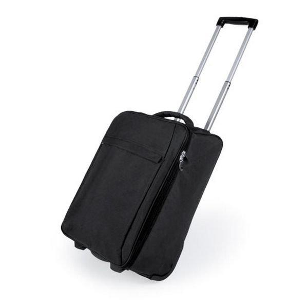 Hypermoderne Trolley Taske - Håndbagage Kuffert Med Håndtag - 35x50x20 Cm SZ-42