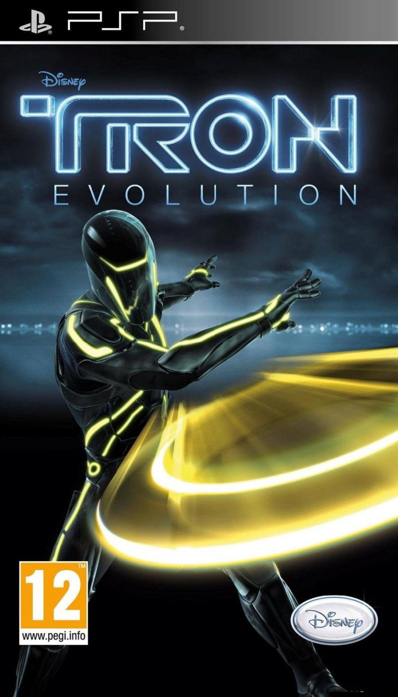 Tron: Evolution - Psp