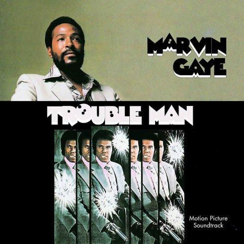 Image of   Marvin Gaye - Trouble Man - Vinyl / LP