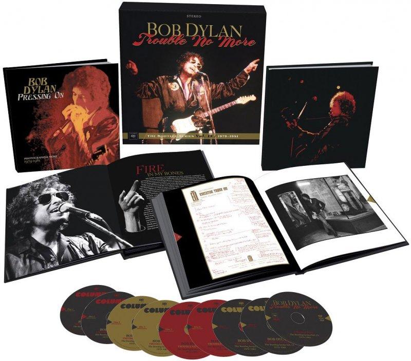 Billede af Bob Dylan - Trouble No More -  The Bootleg Series Vol. 13 (cd+dvd) - CD