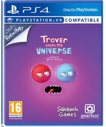 Image of   Trover Saves The Universe (psvr) - PS4