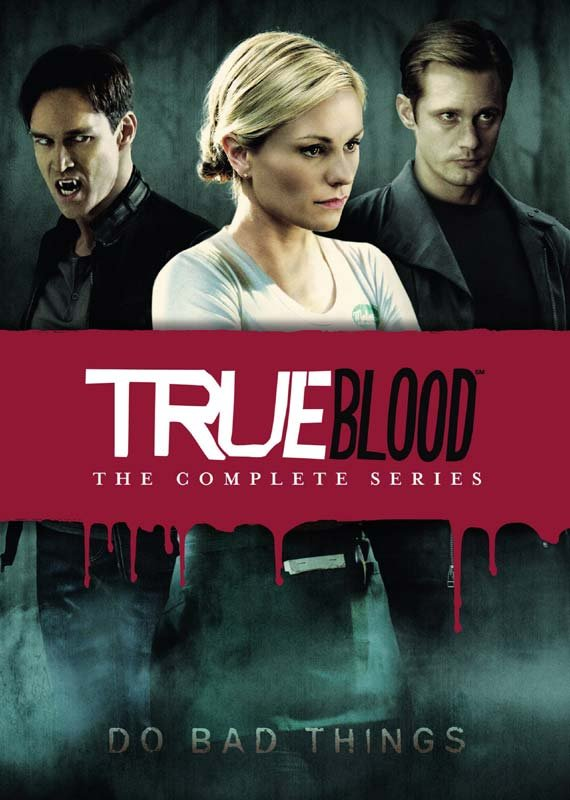 True Blood Box - Komplet - Sæson 1-7 - Hbo - DVD - Tv-serie