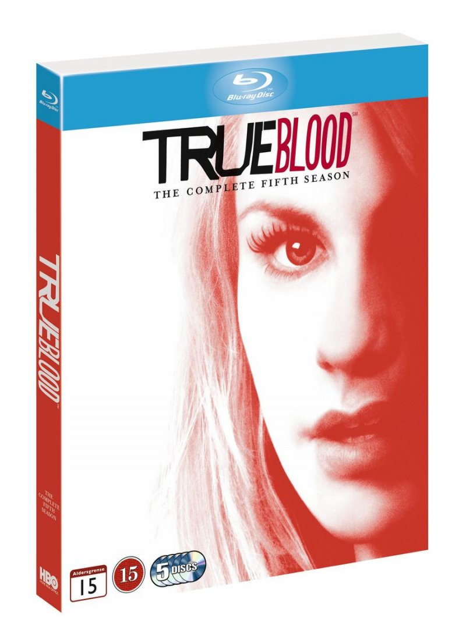 True Blood - Sæson 5 - Hbo - Blu-Ray - Tv-serie