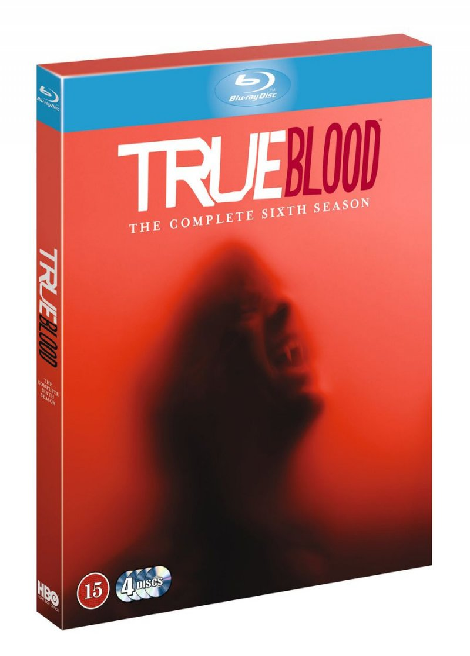 True Blood - Sæson 6 - Hbo - Blu-Ray - Tv-serie