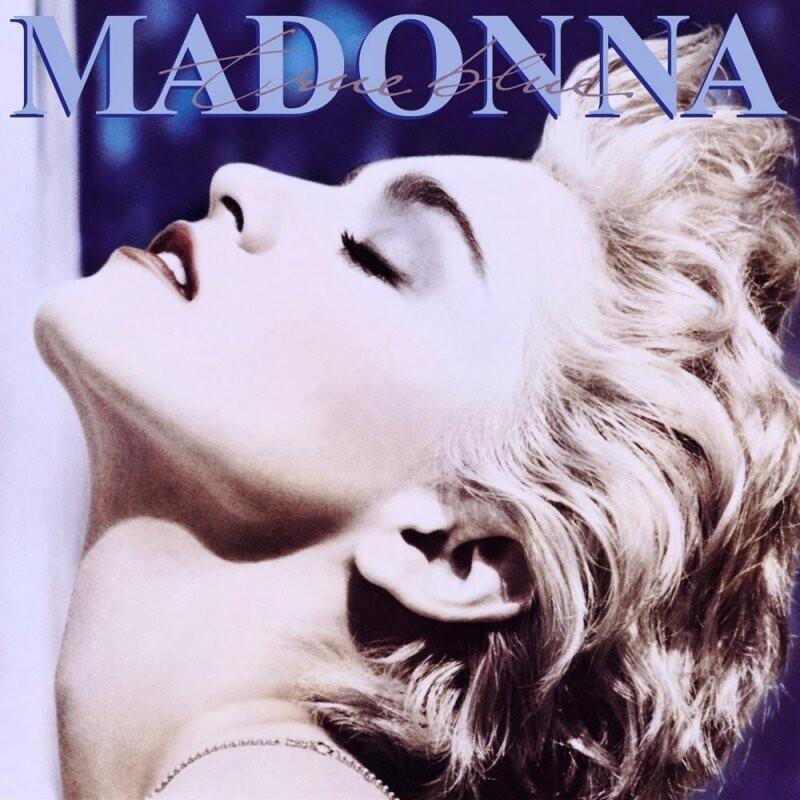 Image of   Madonna - True Blue - CD