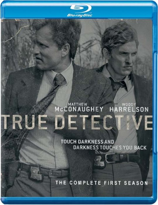 True Detective - Sæson 1 - Hbo - Blu-Ray - Tv-serie