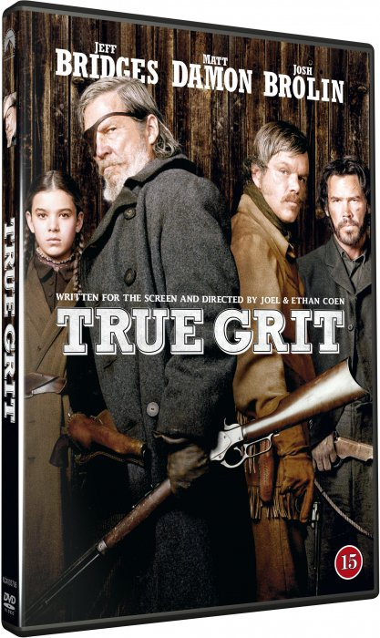 True Grit - DVD - Film