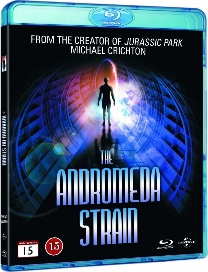 Image of   Andromeda Strain - Truslen Fra Det Ukendte - 1971 - Blu-Ray