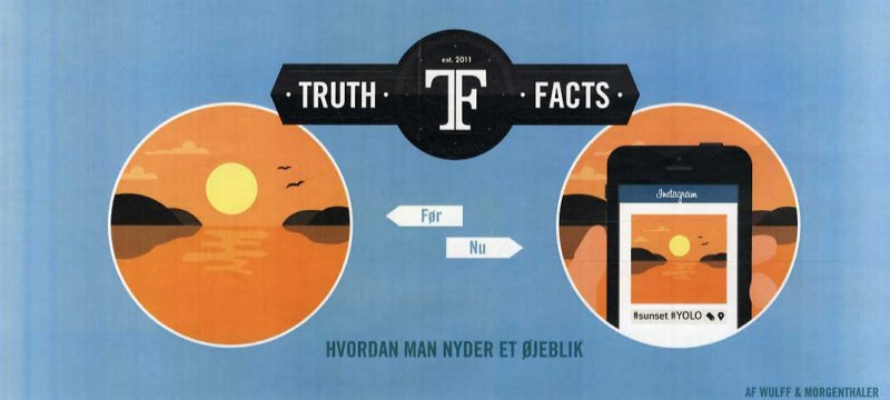 Truth Facts No 2! - Mikael Wulff - Bog