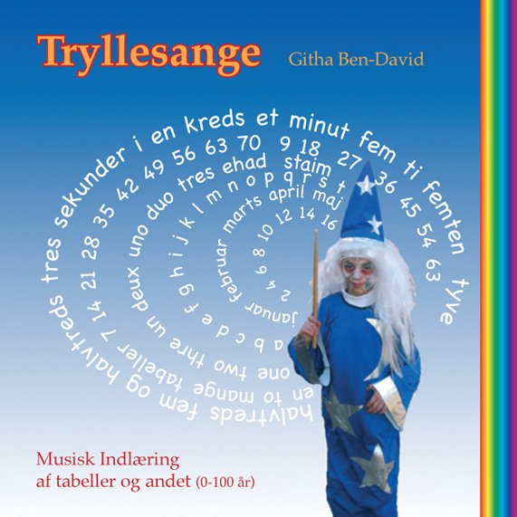 Image of   Githa Ben-david - Tryllesange - CD