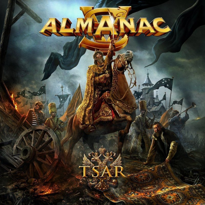 Image of   Almanac - Tsar Digipack - CD