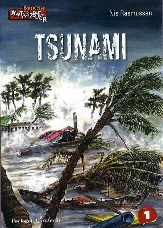 Image of   Tsunami - Nis Rasmussen - Bog