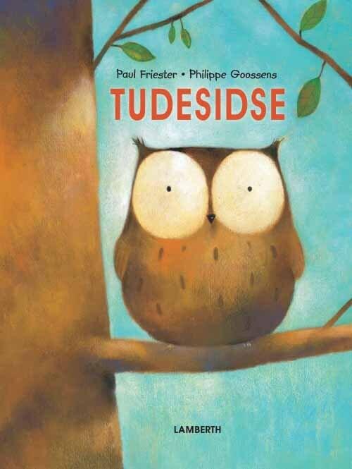 Billede af Tudesidse - Paul Friester - Bog
