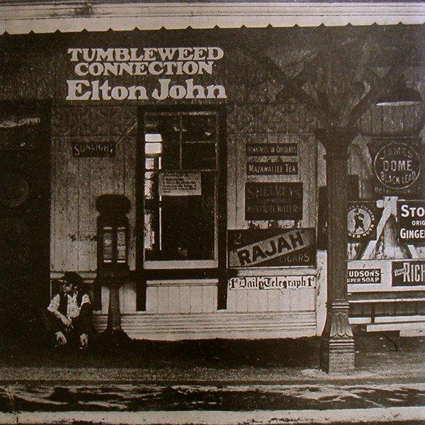 Image of   Elton John - Tumbleweed Connection - Vinyl / LP